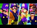 Evolution of Waluigi's Voice (2000 - 2017)