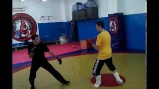 Тренировка бойцов запрещенной школы ниндзюцу СЕКРЕТНЫЕ КАДРЫ ШОК .
