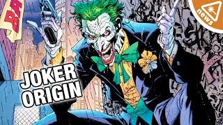 Will the Joker Origin Movie Be the End of the DCEU? (Nerdist News w/ Jessica Chobot)