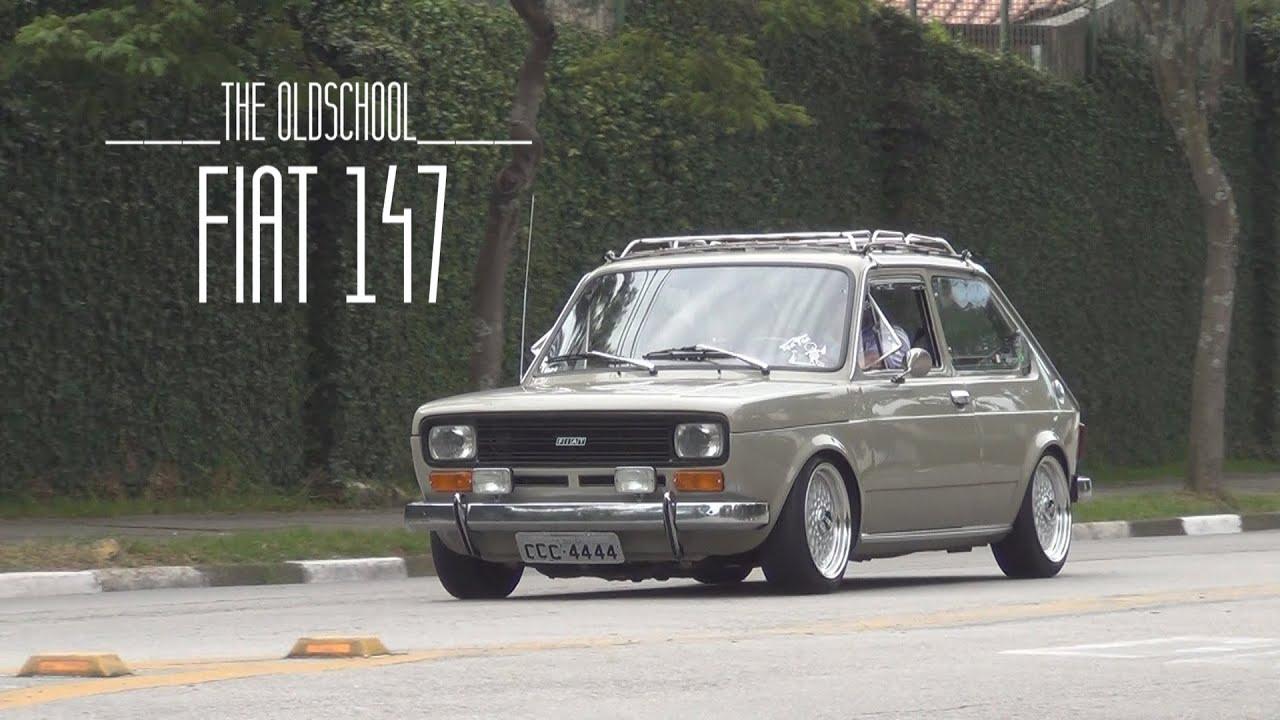 Este Fiat 147 E Uma Mistura De Nostalgia Com Visual Moderno Youtube