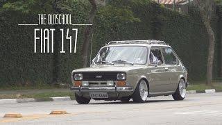 Este Fiat 147 é uma mistura de nostalgia com visual moderno. thumbnail
