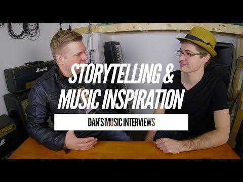 Storytelling & Music Inspiration with Country Artist Trevor Dennis