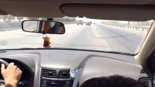 Traveling ksa with HDR teams dammam to khobar