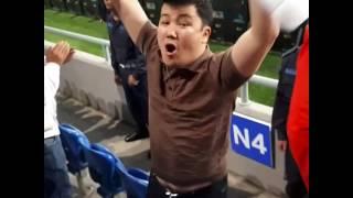 Шоумен Турсынбек Кабатов стал одним из лидеров фанатов ФК «Астана»