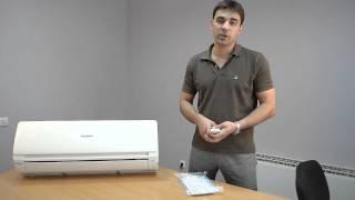 Видео обзор кондиционера ТМ Panasonic CS-YE9MKE