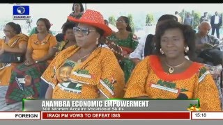 News Across Nigeria: Anambra First Lady Empowers 300 Women