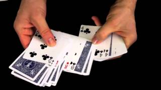 How To Break In A Deck of Cards