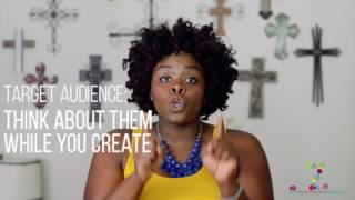 Feleceia Benton on How to Talk to Your Audience