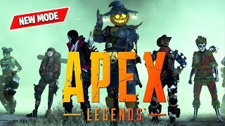 SHADOWFALL 'NEW' Mode in Apex Legends (Apex Legends Shadowfall Gameplay)