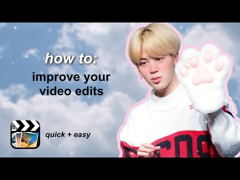 Cute Cut | How to improve your video edits (easy and quick)
