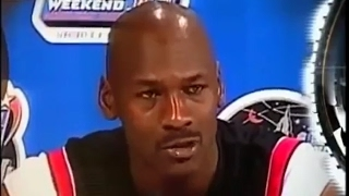 Michael Jordan Interview talks about young Kobe