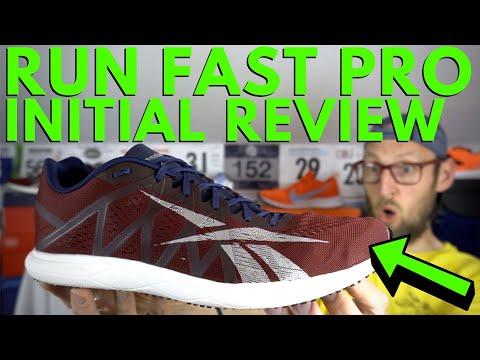 Reebok Floatride Run Fast Pro Review