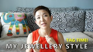 My Jewellery Style | Tag Time! | Kat L