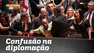 Diplomação de políticos eleitos de SP tem treta envolvendo Alexandre Frota