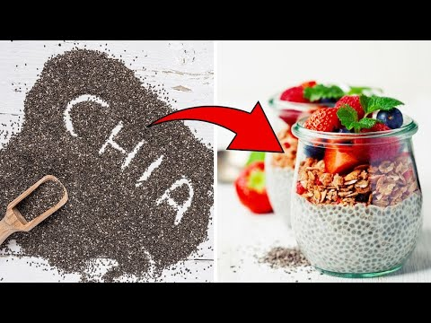 Benefits of Adding Chia Seeds to Smoothies | Healthy Living Tips
