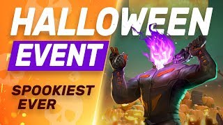 Download Video/Audio Search for halloween event , convert