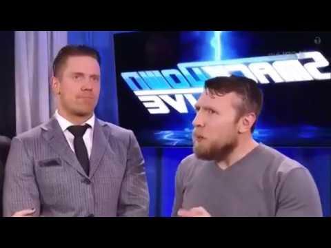 WWE SMACKDOWN LIVE 1/24/2017 FULL SHOW thumbnail