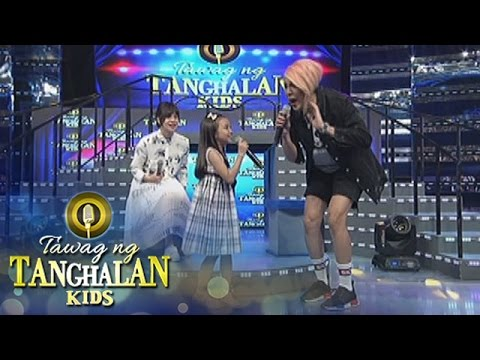 Tawag ng Tanghalan Kids: Vice looks for Heart