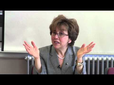 Macro Seminar Series: Roberta Gassman, Senior Fellow, University of Wisconsin-Madison SSW