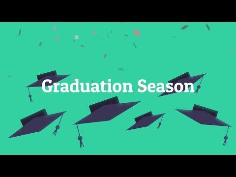 Graduation Season Video Template (Editable)