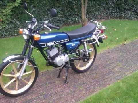 c35e2b01572 Yamaha RD50 M 1979 - YouTube