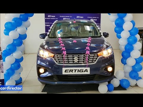 Maruti Suzuki Ertiga ZXi+/ZDi+ 2018 | Ertiga 2018 Top Model| Interior and Exterior| Real-life Review