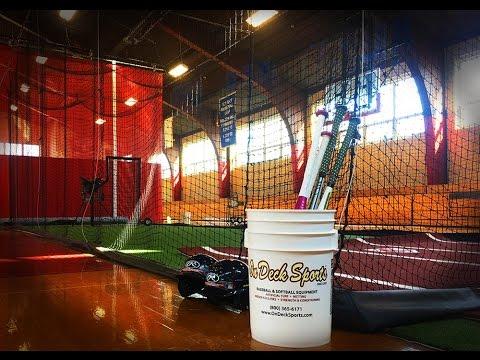 Garage Batting Cage Doovi