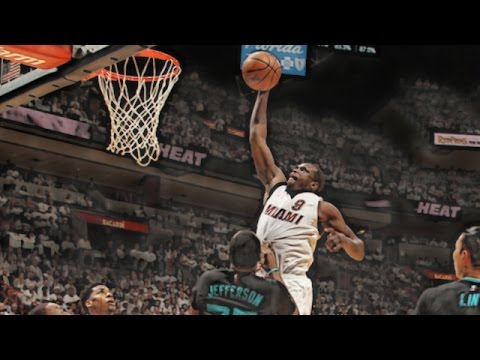 Luol Deng: Top 10 Dunks as a Miami Heat