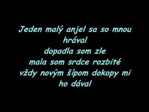 mc erik & barbara - anjel 2 s textom