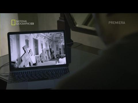 Нацистские тайны Второй мировой-3 Тайная крепость с картинами НОВЫЙ ФИЛЬМ National Geographic!