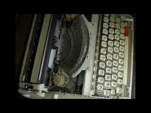 Typewriter Keys assembly for Brother portable Typewriter (Whitening Keys)
