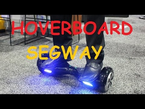 Hover Board SEGWAY! Unboxing Video | Western Dragon