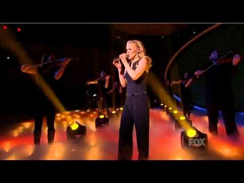 Hollie Cavanagh: I Can't Make You Love Me - STUDIO Version [HD] (American Idol)