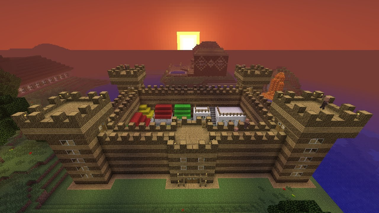 Let S Build A Fort