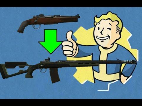 "Fallout 4|Tutorial/Tips ""Mejora de Armas"""