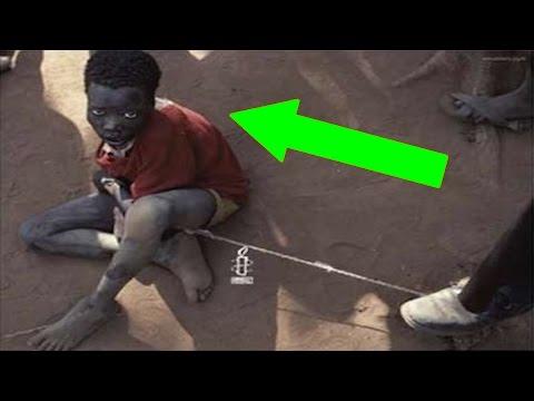 7 Shocking Cases of Modern Day Slavery