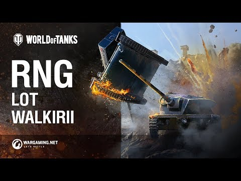 RNG. Lot Walkirii [World of Tanks Polska] thumbnail