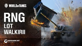 RNG. Lot Walkirii [World of Tanks Polska]