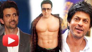 After Shahrukh Khan, Hrithik Roshan, Govinda SHOCKS With Six Packs Abs