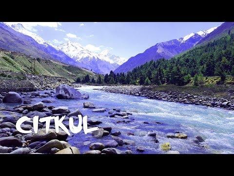 Road To Chitkul | Sangla To Chitkul | Kinnaur Road Trip - Himachal