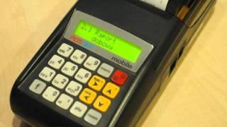 Zmiana godziny w kasie fiskalnej Posnet Mobile