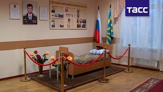 Героя России Олега Пешкова навечно зачислят в суворовцы