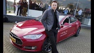 Мегазаводы  Электромобиль Тесла Tesla  2018 HD National Geographic