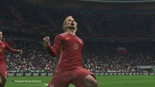 Rusya - Suudi Arabistan PES 2018 TURKCE SPIKER (WORLD CUP)
