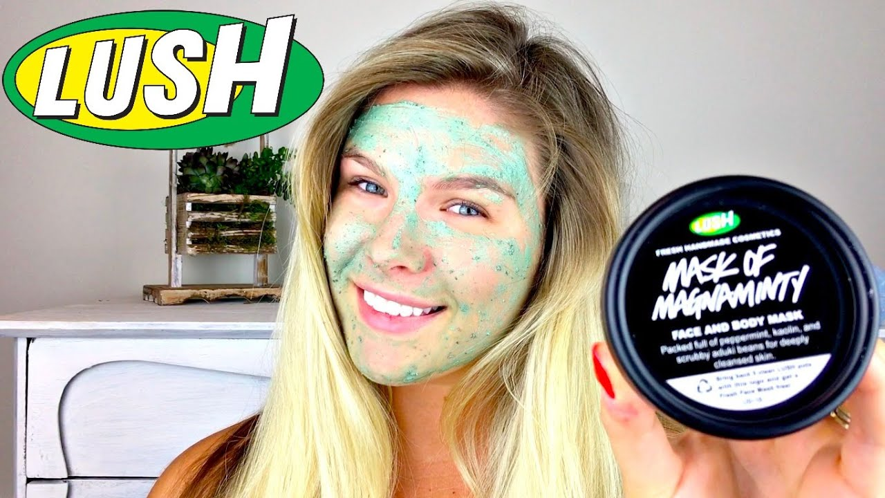 Mask Of Magnaminty Face And Body Mask by lush #3