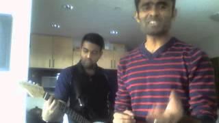 Tera Mera Pyar Amar Guitar Cover