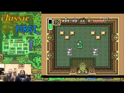 Classic First! Link to the Past Ep. 8 - Always the Last Piece You Look