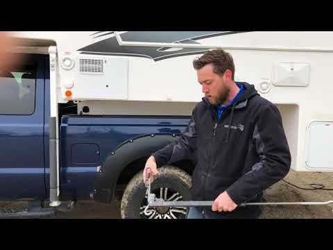 TorkLift Fastguns Tie Down System @ Camp-Out RV in Stratford Ontario
