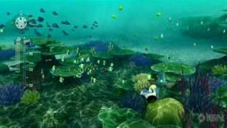 Endless Ocean Blue World -  Nintendo Wii Gameplay
