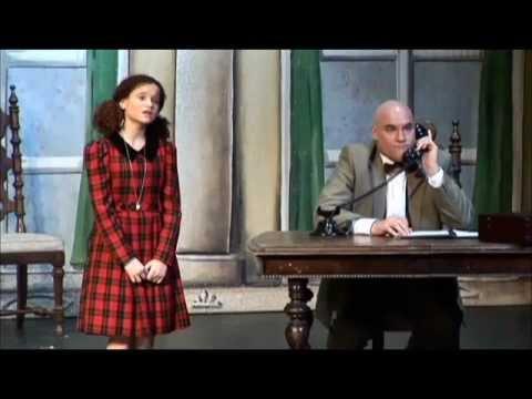 Felicity Bryant - Annie Meets Daddy Warbucks